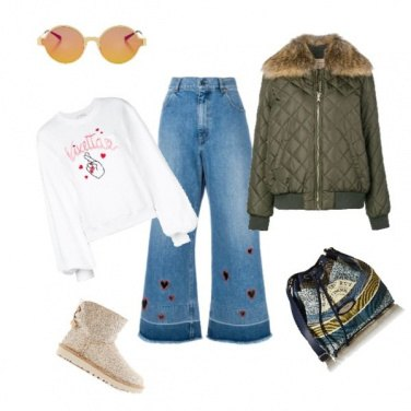 Outfit Freschezza autunnale