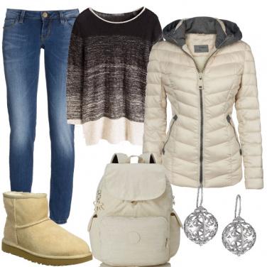 Outfit In arrivo il grande freddo