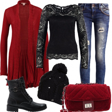 Outfit Io scelgo il jeans