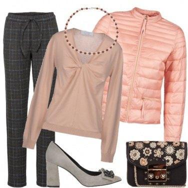 Outfit Il piumino