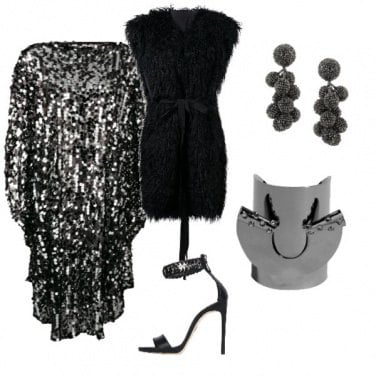 Outfit Sexy #3219