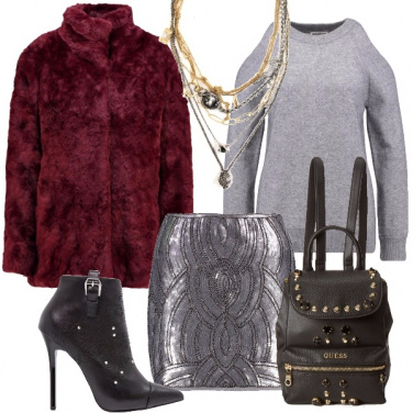 Outfit Sorprese rock