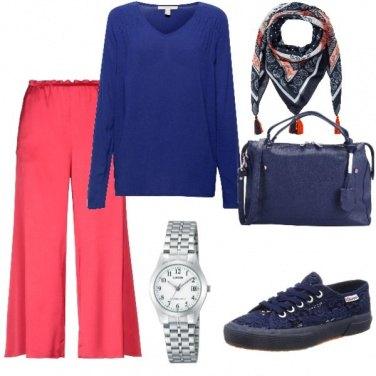 Outfit Pantalone comodo...