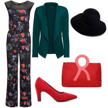Outfit In ufficio con grinta