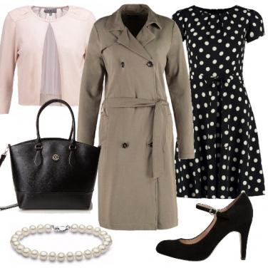 Outfit Romantica e bon ton