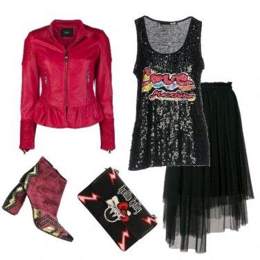 Outfit Sfavillante