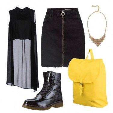 Outfit Al concerto!