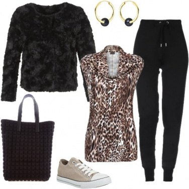 Outfit Fast and trendy