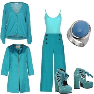 Outfit I colori dell\'acqua