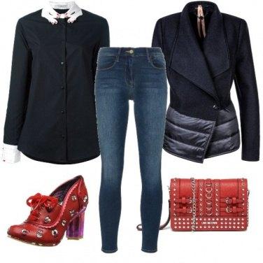 Outfit Accessori in primo piano