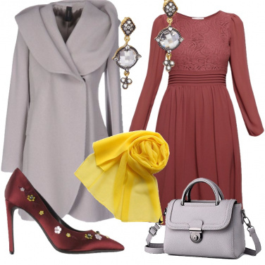Outfit Curvy discreta
