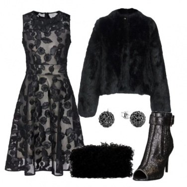 Outfit Damascata