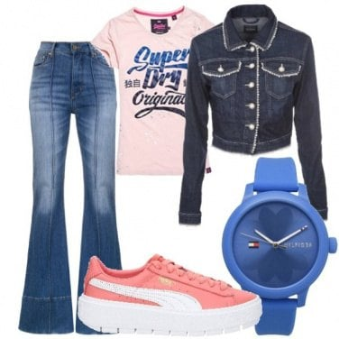 Outfit Diva sport