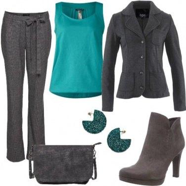 Outfit Pantaloni con fiocco!