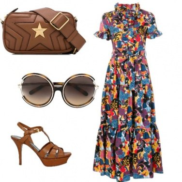 Outfit Etnico #3393