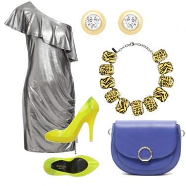 Outfit Disco 80