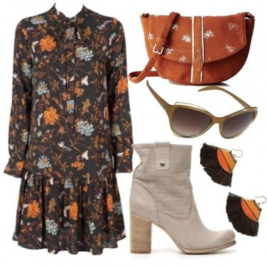 Outfit Sole d\'autunno