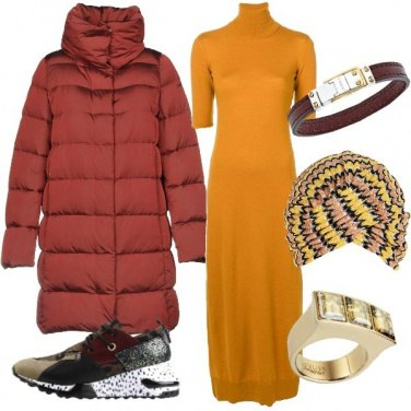 Outfit Unconventional woman