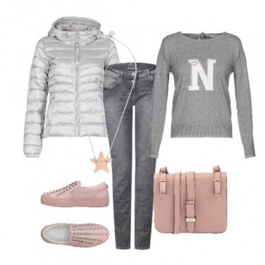 Outfit Grey lovers