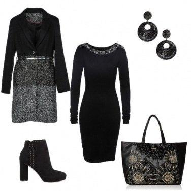 Outfit Col nero non si sbaglia