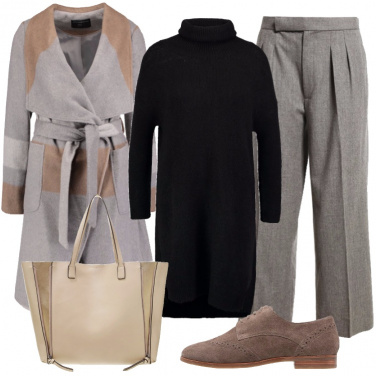 Outfit Raffinato minimal