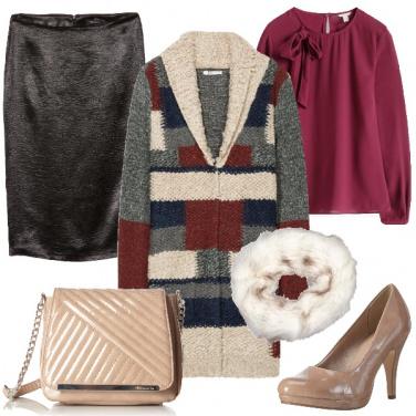 Outfit Uno stile insolito