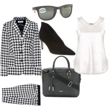 Outfit A/R for Business