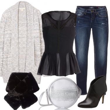 Outfit Cena e discoteca