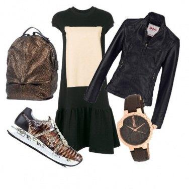 Outfit Anche se e ottobre