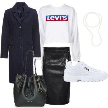 Outfit Comode ma con stile