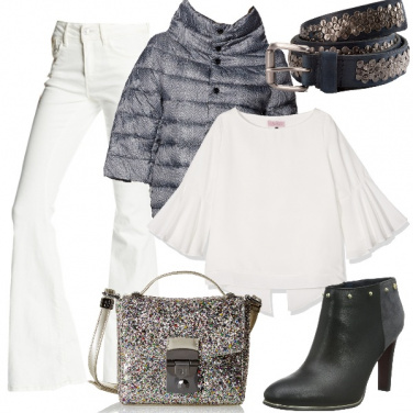 Outfit Cielo d\'inverno