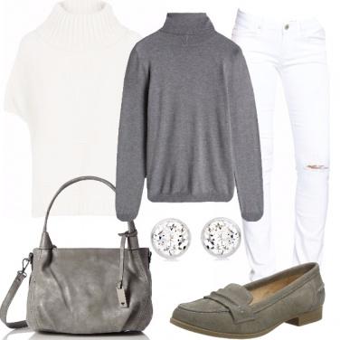 Outfit Doppia maglia