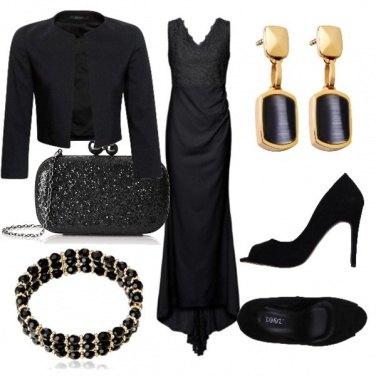 Outfit Cena di gala in crociera