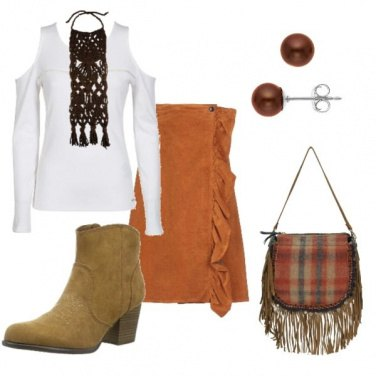 Outfit Moderna cowgirl