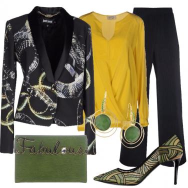Outfit Stasera festa