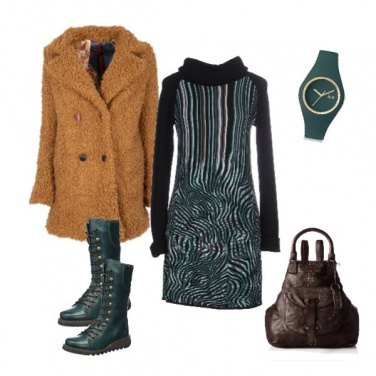 Outfit Etnico #3397