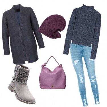 Outfit Che freddo fa