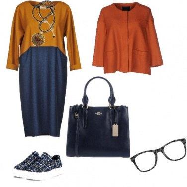 Outfit Etnico, autunno con i colori della terra