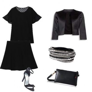 Outfit Serata top