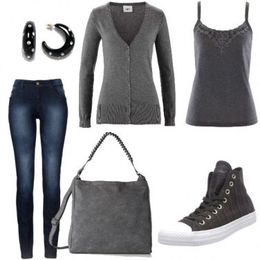 Outfit Basic #343