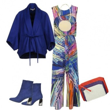Outfit Disco diva