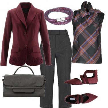 Outfit Lunedì style