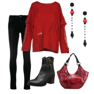 Outfit Rock #3581