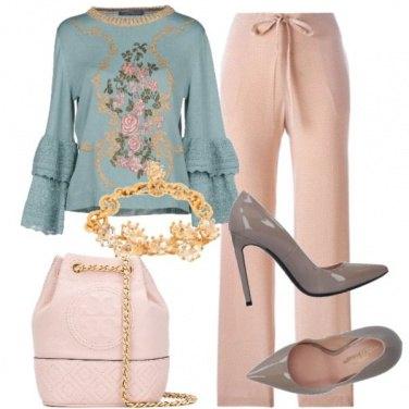 Outfit Profumo di rose