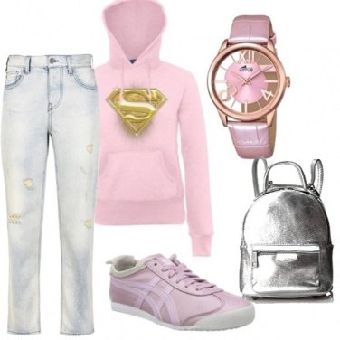 Outfit Pink.. It\'s the time