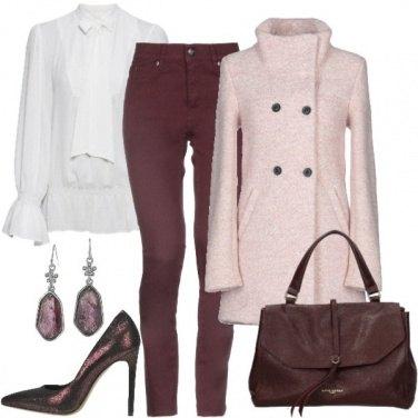 Outfit Bon ton glam