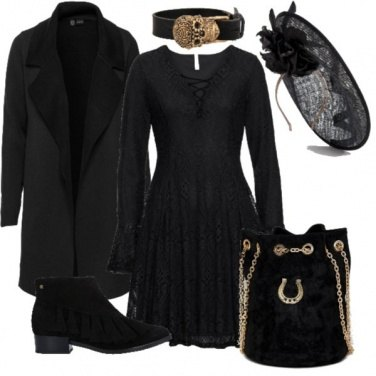 Outfit Witched night