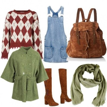 Outfit Pieno autunno