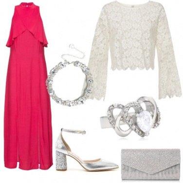 Outfit Per una serata chic ed elegantissima