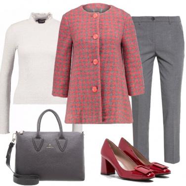 Outfit Il cappotto corto